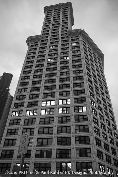 The Smith Tower - Once, it was the tallest skyscraper west of the Mississippi. This Seattle landmark has stood for nearly 100 years. Let's hope it stands for 100 more!