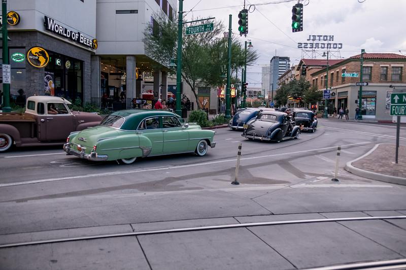 Tucson, 1954