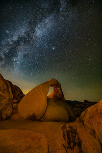 A Night at Mobius Arch