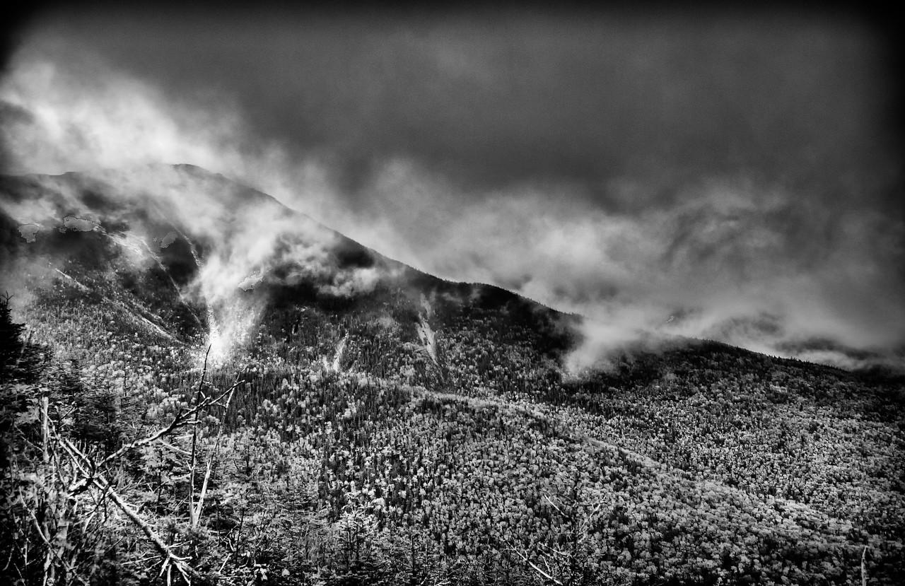 Cloudy Descent