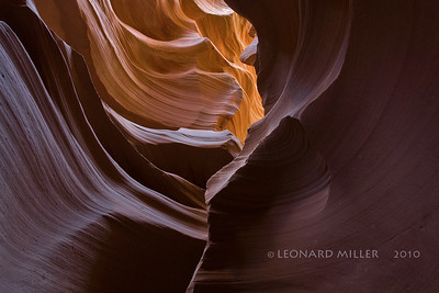 Antelope Canyon - 2010