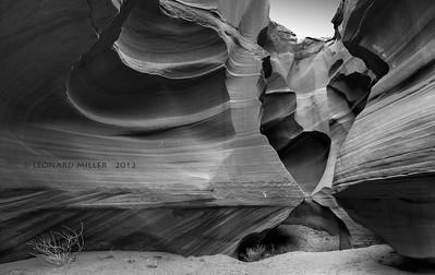 Owl Canyon - Navajo Land - Northern Arizona