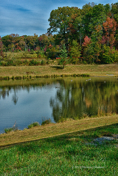 Lanham, MD pond 2
