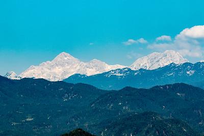 Mount Triglav (I believe)
