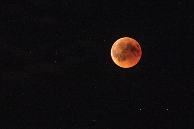 Lunar Eclipse on 27th July, 2018
