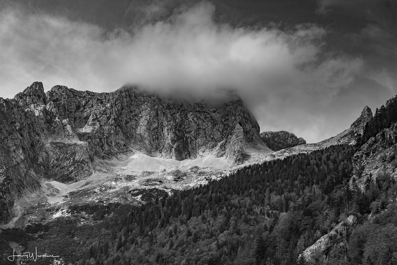 Cloud Capped Peak