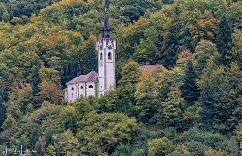 Church on the Hillside