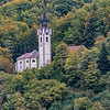 Church on the Hillside
