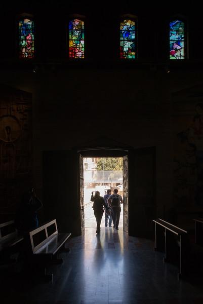 Nazareth - The Church of the Annunciation