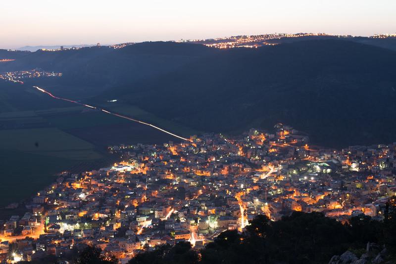 Davoria, Galilee Mountains