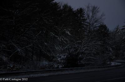 Quabbin Winter 2012-2013