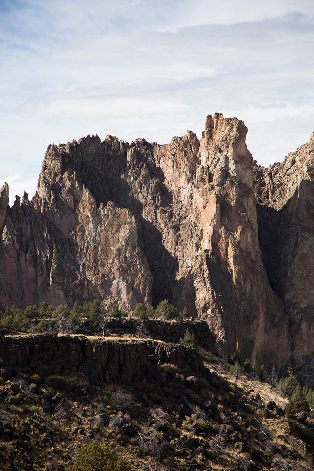 Smith Rock State Park, Central Oregon