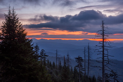 Clingmans First Light