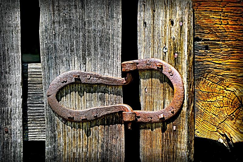 Horseshoe Hinge