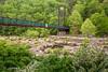 Ocoee River, Cherokee National Forest.  Site of the canoe slalom races, 1996 Summer Olympics