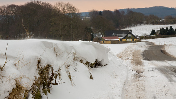 Sne i Torp