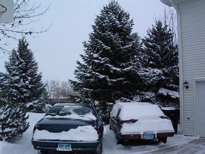 Snow Scenes 2004