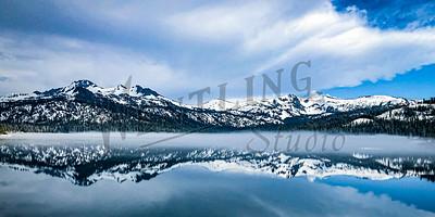 Caples Lake 2019-20x10-2