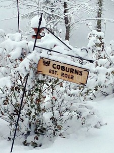 Coburn Sign
