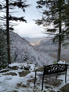 Overlook at Blackwater lodge - 02/9/14