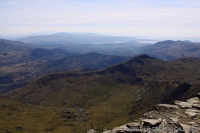Views from Snowdon