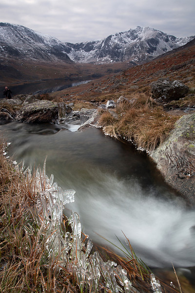 MOUNTAIN STREAM  THE GLYDERS AND DEVILS KITCHEN  #6