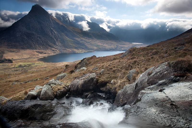 OGWEN VALLEY AND THE GLYDERS 2011 #3