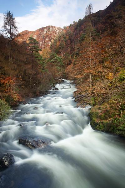 Aberglaslyn Gorge  Autumn Glory #6