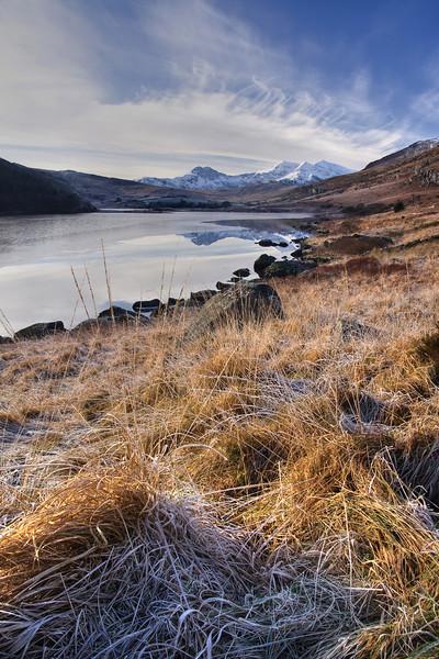 Llynnau Mymbyr  frost   #4
