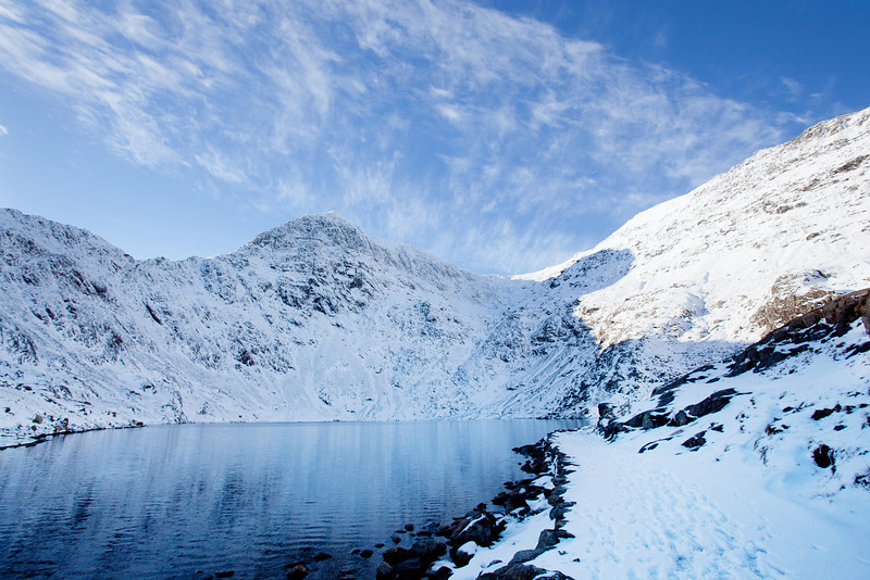 Glaslyn and Snowdon