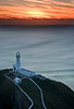 SOUTH STACK SUNSET  #6