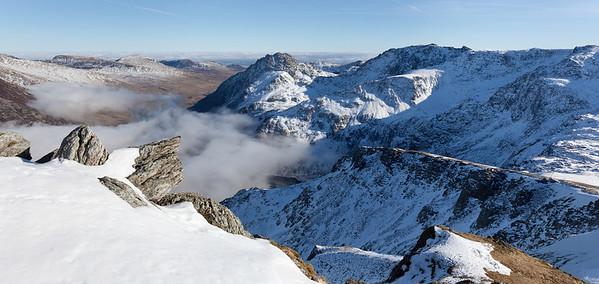 Ogwen ValleyPart  Inversion_0240 Panorama