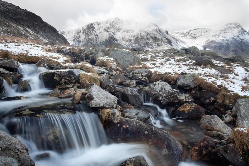 Llyn Bochlywd Waterfall 2012  #4