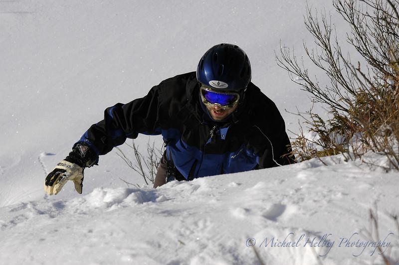Snow Struggle