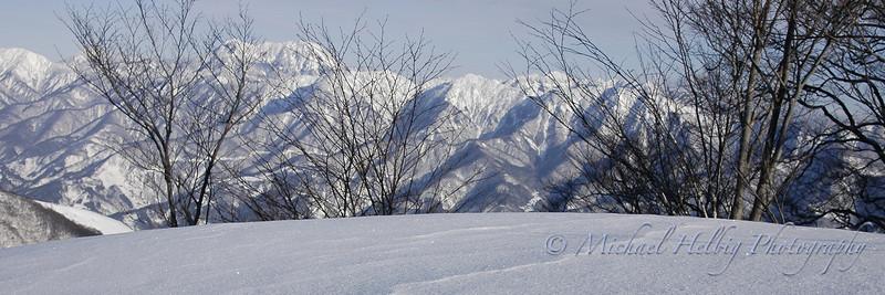 Hakuba Mountains - Nagano Prefecture