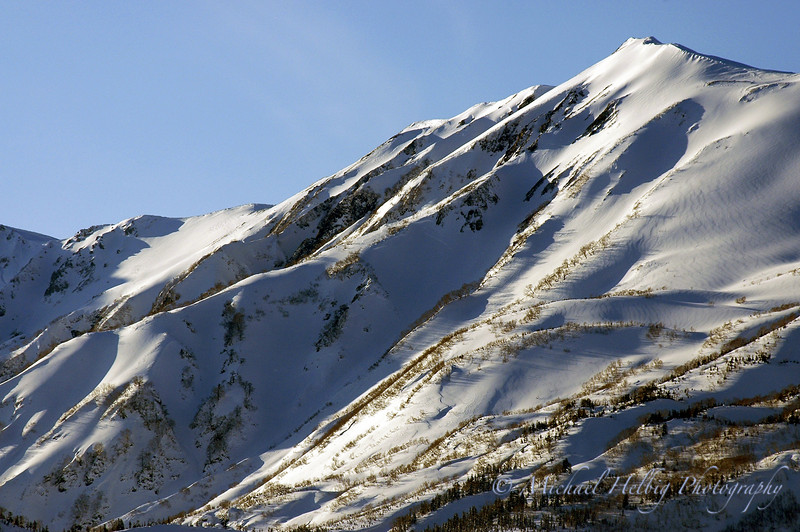 "Hakuba Mountains - Nagano Prefecture<br /> <br /> Awarded snowjapan.com ""Photo of the Moment"", February 2007."
