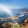 """Fogbow"", Sonoma Coast"
