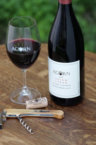 "Acorn Winery   <a href=""http://www.acornwinery.com/"">http://www.acornwinery.com/</a>  CA 95448    707-433-6440 <br /> 12040 Old Redwood Highway, Healdsburg, CA 95448"
