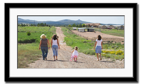 A stroll in Chino Valley