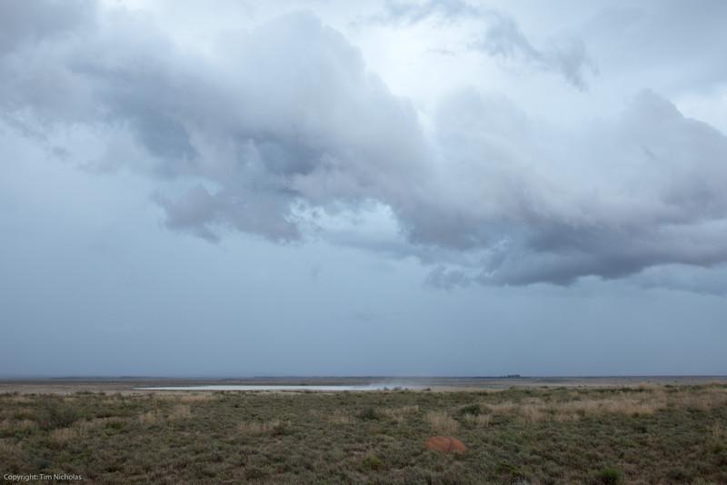 Karoo Storm, Kraankuil