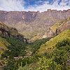 Drakensberg - Amphitheatre, Tugela Gorge