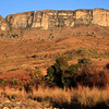 Drakensberg - Royal Natal Dooley Knoll in winter
