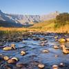 Drakensberg - Amphitheatre, Tugela River