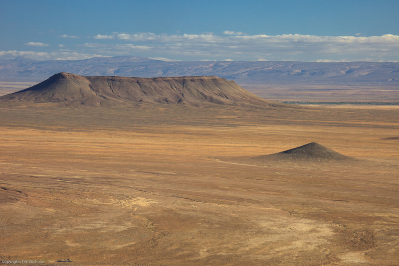 Tankwa Karoo National Park, view from Elandsberg viewpoint