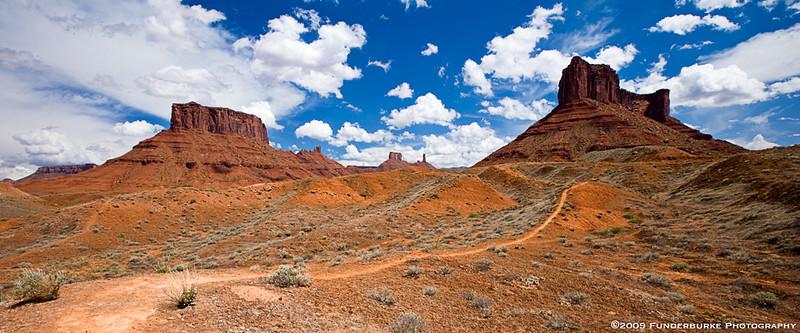 Path to the Priest - Hwy 128, Utah