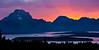 Tetons Sunset - Wyoming