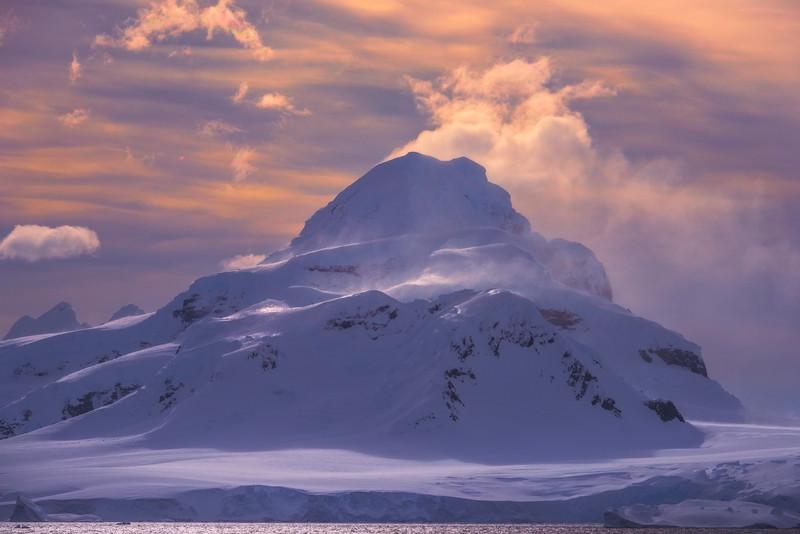 Steamy Mountain Peak