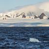 Beginning Of Glaciers In Antarctica - Iceberg Alley , Hope Bay,  Antarctica Sound,  Antarctica