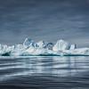Floating Worlds Of Ice