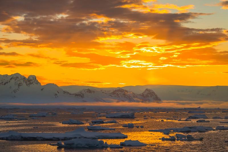 Arctic Sky Fire